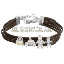 Pulsera Durán EXQUSE (Colección Family, pets and hobbies)