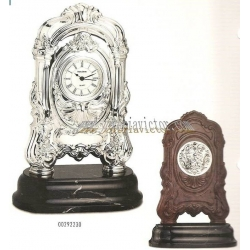 Reloj plata Felipe II Pedro Durán