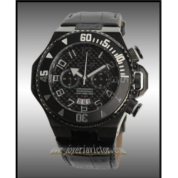 RELOJ CARBON14 EARTH