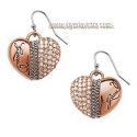 PENDIENTES GUESS JEWELRY CORAZON