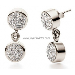 PENDIENTES FOLLI FOLLIE BLING CHIC COLLECTION