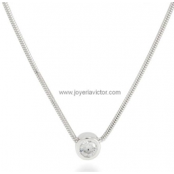 Collar LUXENTER Plata