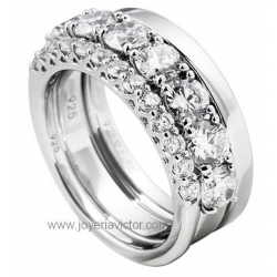 Anillo DIAMONFIRE COLLECTIBLES