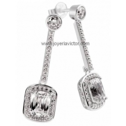 Pendientes DIAMONFIRE COCKTAIL