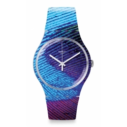 "SWATCH NEW GENT ""EXOTIC CHARM"""