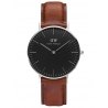 Reloj DANIEL WELLINGTON CLASSIC BLACK St. WAVES 36mm