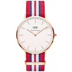 DANIEL WELLINGTON 40mm CLASSIC EXETER