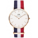 DANIEL WELLINGTON 40mm CLASSIC CAMBRIDGE