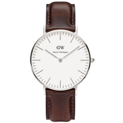 DANIEL WELLINGTON 40mm CLASSIC BRISTOL