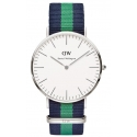 DANIEL WELLINGTON 40mm CLASSIC WARWICK