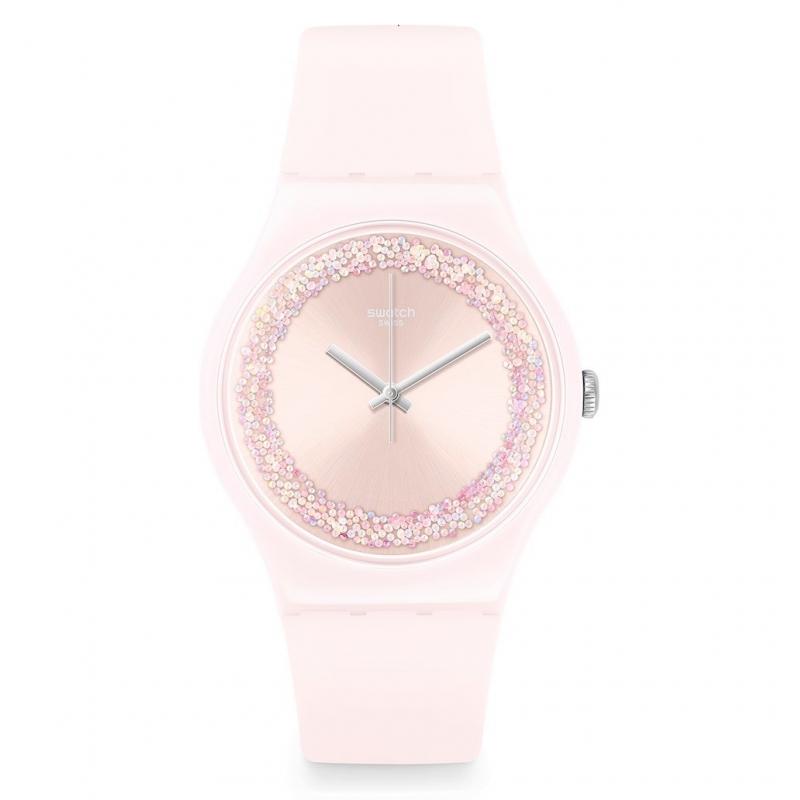 New Reloj Pinksparkles Swatch Gent Swatch Reloj Pinksparkles New Reloj Swatch Gent rdsQthC