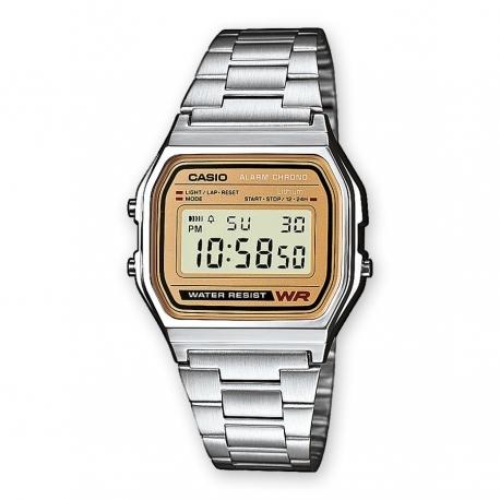 Reloj Casio Vintage GOLD / SILVER