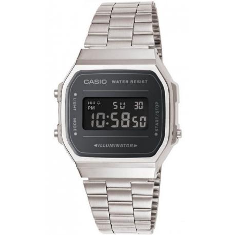 Reloj Casio Vintage BLACK / SILVER