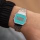 Reloj Casio Vintage BLUE/ SILVER