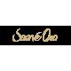 Pendientes Soave Oro -SLENDER BOMBE´OVAL HOOP-