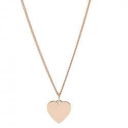 Collar FOSSIL FASHION HEART