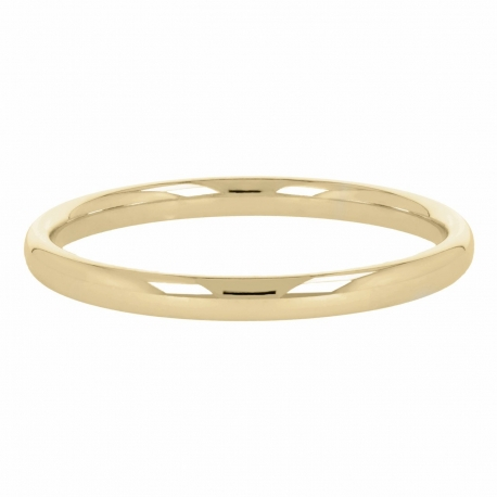 Brazalete Soave Oro -BOLD CLASSIC BANGLE-