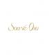 Pendientes Soave Oro -BOLD CURVED HOOP-