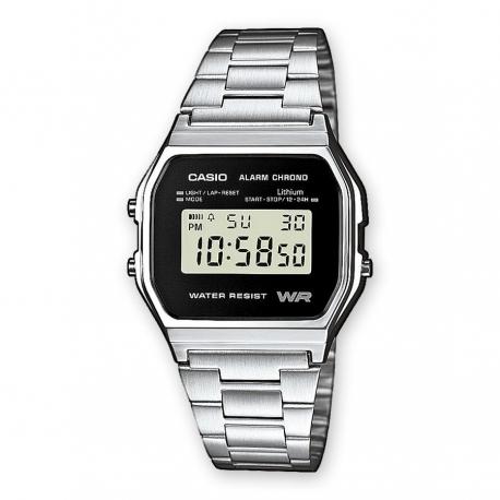 Reloj Casio Vintage BLACK