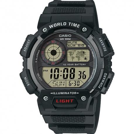 Reloj CASIO AE-1400WH-1AVEF