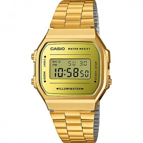 Reloj Casio Vintage ESPEJO DORADO