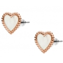Pendientes FOSSIL I HEART YOU