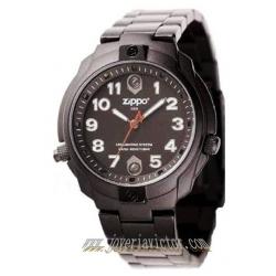 Reloj Zippo con iluminación