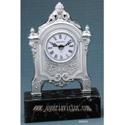 Reloj plata Carlos V Pedro Durán