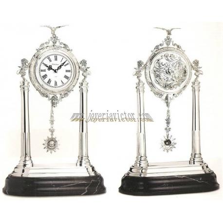 Reloj plata JAIME I Pedro Durán
