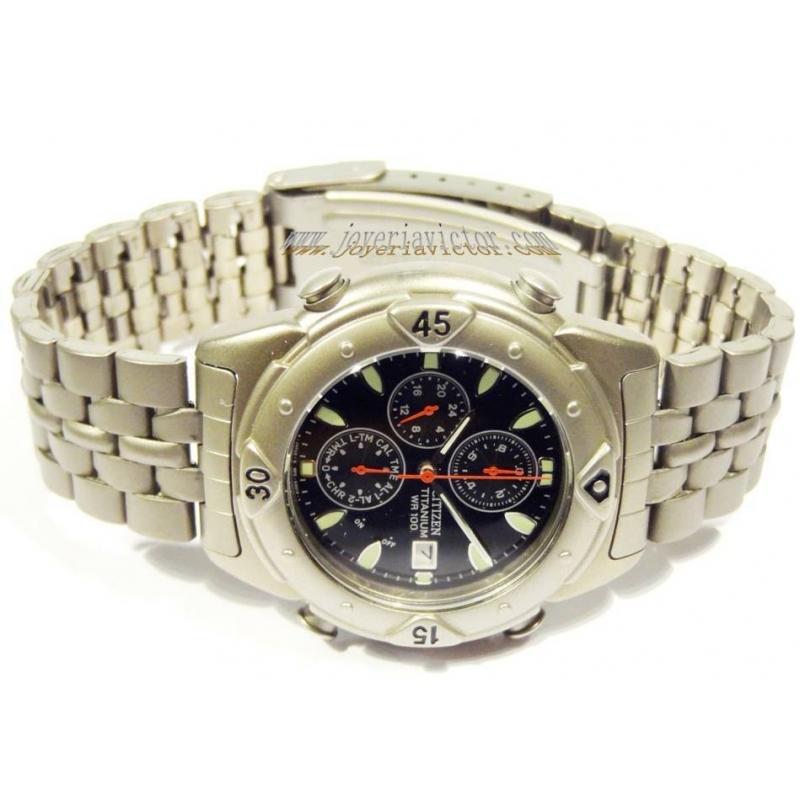 63c5ce23149 Reloj Citizen TITANIUM AI3640-59E
