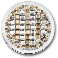 "MONEDA SWAROVSKI RUMBA ""MI MONEDA"""