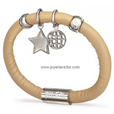 PULSERA FOLLI FOLLIE SOS COLLECTION