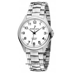 Reloj NOWLEY CLASSIC ACERO