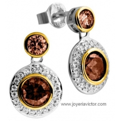 Pendientes DIAMONFIRE F. COLORS