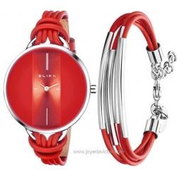 Reloj ELIXA FINESSE + PULSERA