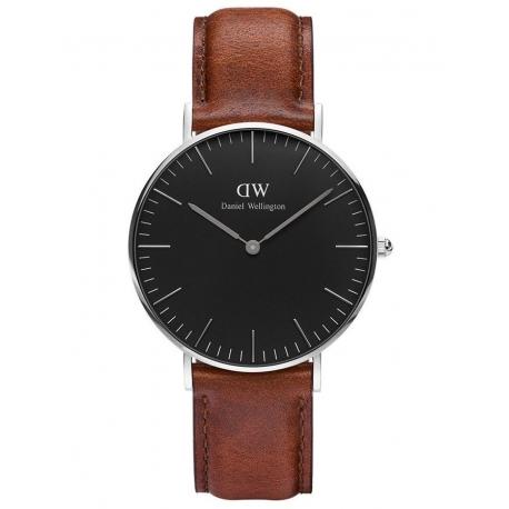 Reloj DANIEL WELLINGTON CLASSIC BLACK St. WAVES 36mm