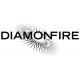 Pendientes DIAMONFIRE CIRCONITAS CUADRADAS